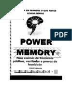 Apostila Do Power Memory Exames