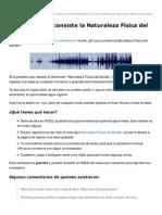 Artesonoro.com.Mx-Audio en Que Consiste La Naturaleza Fsica Del Sonido 2