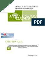 Anestesicos PDF
