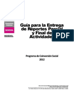 Guia Entrega Reporte Parcial Final Pcs 2012