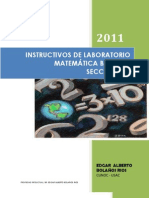 Instructivos de Laboratorio