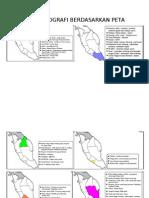 Nota Geografi Berdasarkan Peta Negeri-negeri Malaysia