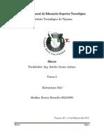 Estructura Pila