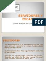 Servidores y Escaner 3d