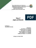Informe de Introduccion Al Derecho