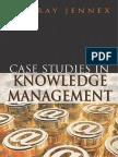 96053631 46Case Studies in Knowledge Management