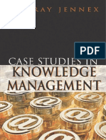 96053631 46Case Studies in Knowledge Management