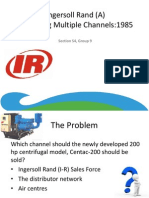 Ingersoll Rand Case Study