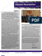 New England Law Review Alumni Newsletter Spring 2013