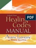 Unlock Your Healing Codes Workbook