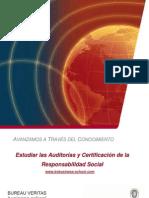 UC Estudiar Auditorias y Certificacion Responsabilidad Social