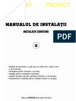 Manual Instalatii Sanitare