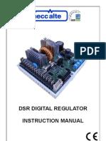 Dsr Operators Manual