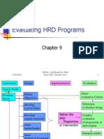 6 Evaluating HRD3e Chapter09 Slides