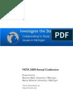 MSTA_InvestigatetheState