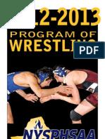 2012-2013 wrestlingbooklet