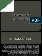 Company Auditor