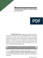 AUXILIO DOENÇA DO RAIMUNDO PEDREIRO