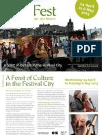 Trad Fest Programme 13