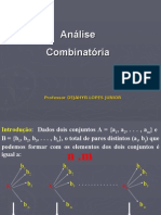 analise combinatoria