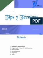 Presentación - 1er Plática de Tips