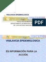 Vigilancia epidemiologica Preve 2 grupo 5 Facultad de Medicina
