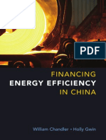 Financing Energy Efficiency in China