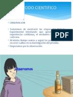 5. METODO CIENTIFICO OBSERVACION