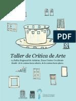 Tallerdecritica Publicacion Web
