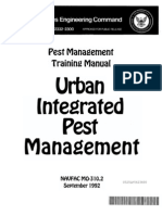 navy urban integrated pest management