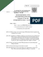 Environmental Engg. –II (CIE – 310) RCS (Maekup)[1]