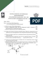 Finite Element Methods of Analysis (CIE – 306.5)[1]