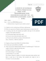 Geotechnical Engineering – II (CIE – 302) (Makeup)[1]