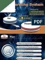 Presentation English operating System