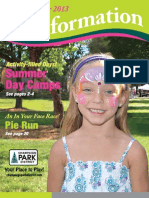 CPD Funformation Summer 2013