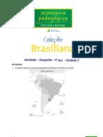 Brasil Estados e Capitais