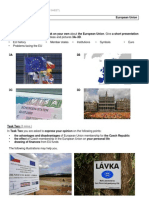 English Speaking Activity Task 13_V_European Union (2012_new)