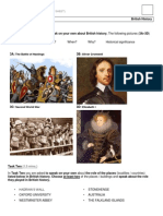 English Speaking Activity Task 15_V_British History (2012_new)