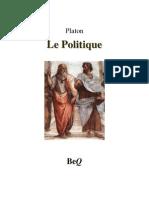 Platon - Le Politique
