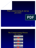 Plant Commissioning _ Start Up Procedure