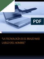UTILIDAD E IMPORTANCIA DE LA TECNOLOGÍA