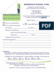 2013 Island Pathways Membership Application Form