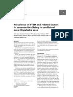 29-37 Prevalence PTSD