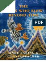 los pajaros que volaron mas allá del tiempo- anne baring
