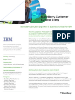 IBM Certification Case Study