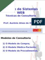 Aula 3 - Modelos de Consultoria