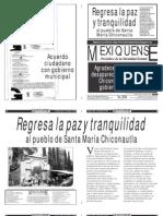 Versión impresa del periódico El mexiquense 15 marzo 2013