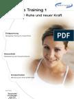 (eBook - German) - Vericon - Autogenes Training 01