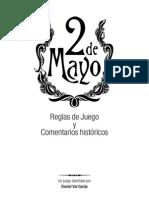 DosdeMayo - Instrucciones
