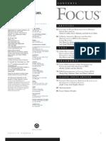 Focus Volume 19 Issue 1
